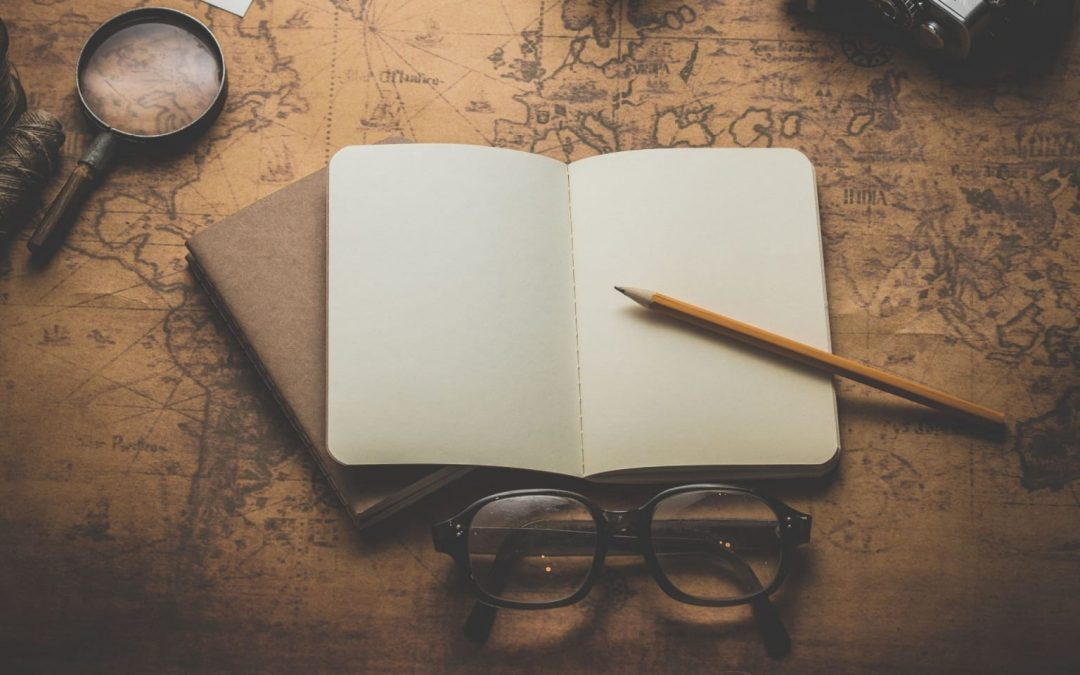 5 great reasons to keep a journal