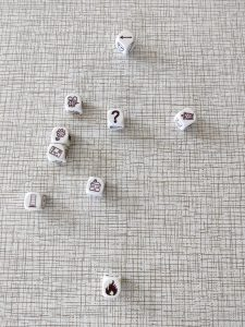 Using Storycubes to coach